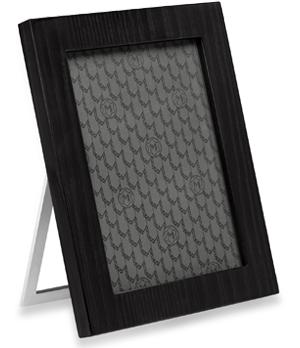 Рамка для фотографий Montblanc дерево, кожа, 22 х 17 х 2,1 см  111467