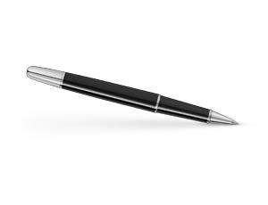 Чернильная ручка Montblanc 163, Meisterstuck Solitaire Doue Geometric Dimensi  113335