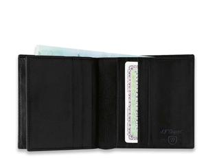 Портмоне S.T. Dupont Line D Contraste, 12 отделений для кредитных карт,  180330