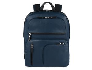 Рюкзак Piquadro SPOCK, с отделением для IPad, 31x38.5x14 см, кожа,  PCA3657S80/BLU