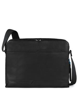 Сумка Piquadro EUCLIDE, через плечо, с отделением для ноутбука, 3  PCA3683S73/N