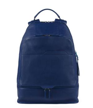 Рюкзак Piquadro EUCLIDE, с отделением для IPad, 30.5x41x19 см, кож  PCA3297S73/BLU2