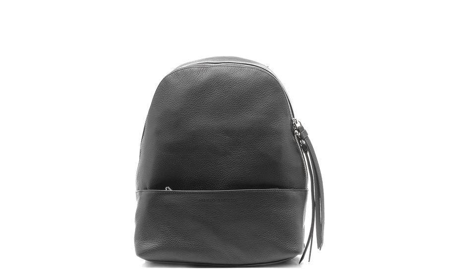 Рюкзак Avanzo Daziaro с ручкой, кожа, серый  AD-018-101308'