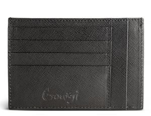 Чехол для кредитных карт Gourji Дайнеко Полет, черный, кожа-сафьяно  G03H580S
