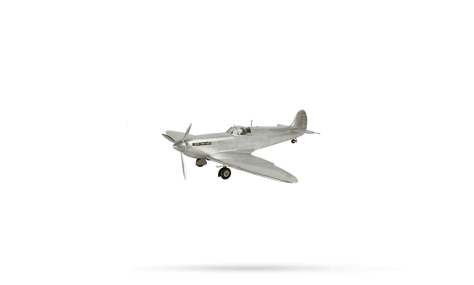 Самолет Authentic Models Spitfire  AP456