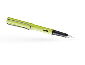 Перьевая ручка Lamy 052 al-star, сталь, ABS пластика, алюминий  4030062
