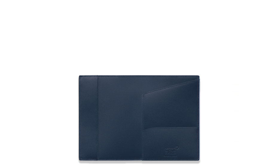Обложка для паспорта Montblanc Meisterstuck, кожа, 10 x 14 см  114573