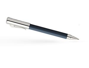 Чернильная ручка Graf von Faber-Castell TAMITIO NIGHT BLUE, металл, матовый темно-синий ла  141573