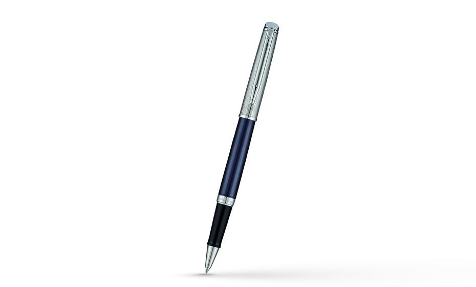 Чернильная ручка Waterman Waterman Hemisphere Deluxe Privee, со съемным колп  1971679