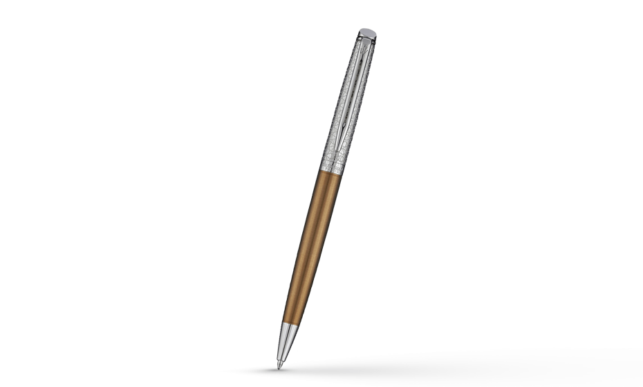 Шариковая ручка Waterman Waterman Hemisphere Deluxe Privee, поворотный меха  1971620