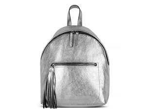 Рюкзак Avanzo Daziaro Avanzo Daziaro, с кистью, серебряный  AD-018-1017S'