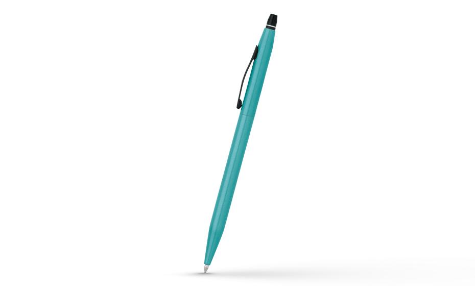 Чернильная ручка Cross Townsend,  платиновое покрытие корпуса,  арт. AT0625-5