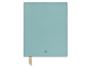 Блокнот Montblanc Fine Stationery, кожа с тиснением под сафьян, голу  114970