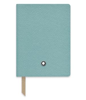 Блокнот Montblanc Fine Stationery, кожа с тиснением под сафьян, голу  114972