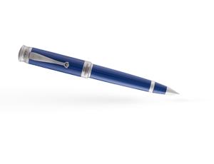 Шариковая ручка Montegrappa UEFA, драгоценная смола, темно-синяя  UEFA-D-BP