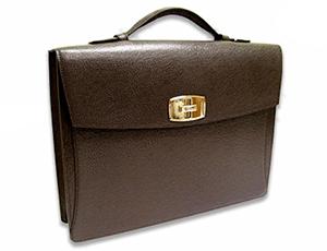 Портфель S.T. Dupont Contraste, кожа, т-коричневый  181750