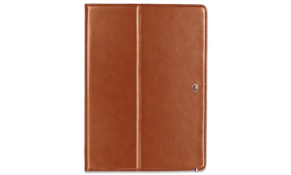 Чехол для IPad S.T. Dupont Air2, кожа, коричневый  180140