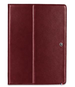 Чехол для IPad S.T. Dupont Air2, вишневый, кожа  180640