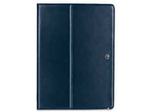 Чехол для IPad S.T. Dupont Air2, синий, кожа  180940
