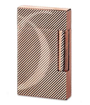 Зажигалка S.T. Dupont LIGNE 2, розовая позолота  16430