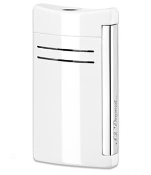 Зажигалка S.T. Dupont Minijet, белая  20159N