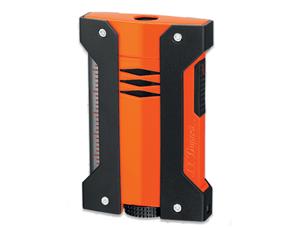 Зажигалка S.T. Dupont D?fi extreme, оранжевая  21404