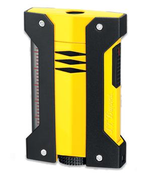Зажигалка S.T. Dupont D?fi extreme, желтая  21405