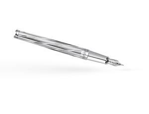 Перьевая ручка S.T. Dupont Дж.Бонд, палладий  141033