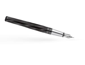 Чернильная ручка S.T. Dupont Casa Fenoglio, китайский лак, синий, оранжевый  142960