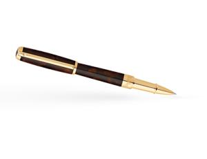 Чернильная ручка S.T. Dupont Atelier 1953, коричневая  412713