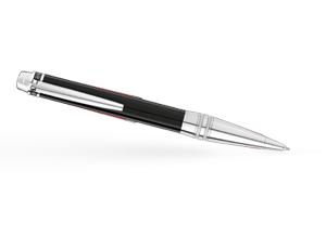 Шариковая ручка Montblanc Starwalker, платиновое напыление  115346