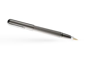 Перьевая ручка Lamy 093 imporium, титан/платиновое покрытие  4027941