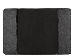 Обложка для паспорта Avanzo Daziaro SAFFIANO, кожа, черная  AD-019-101901'