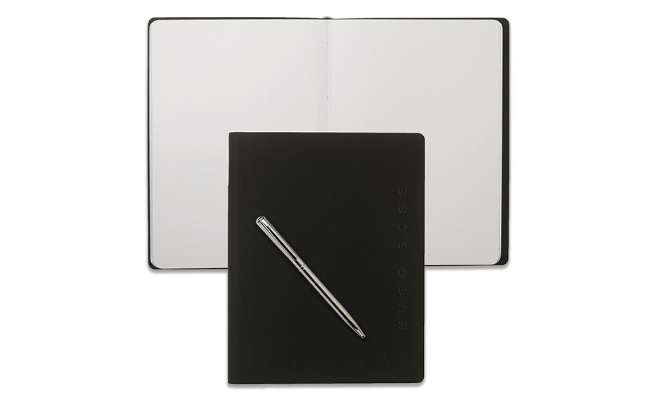 Папка Hugo Boss А5 + ручка Sky  HDM607
