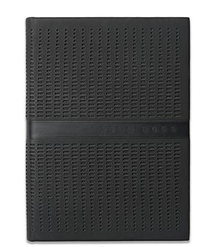 Блокнот Hugo Boss Echo, А6, экокожа  HNM601