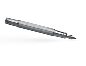 Перьевая ручка Hugo Boss Bold, хром  HSW6492B