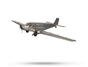 Самолет Authentic Models Junkers JU-52  AP454