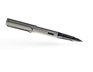 Перьевая ручка Lamy Lamy Lx, алюминий, рутений, перо Fine  4031494