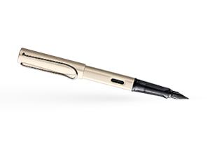 Перьевая ручка Lamy Lamy Lx, стальное полированное черное перо с PVD п  4031497
