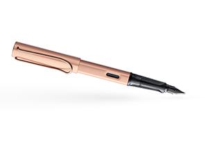 Перьевая ручка Lamy Lamy Lx, алюминий, розовое золото, перо ExtraFine  4031505