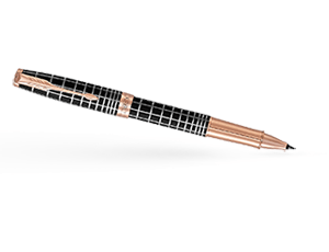 Чернильная ручка Parker Соннет, латунь, нержавеющая сталь, позолота, смола  1931482