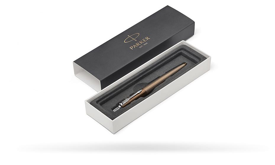 Шариковая ручка Parker Jotter Premium, лазерная гравировка