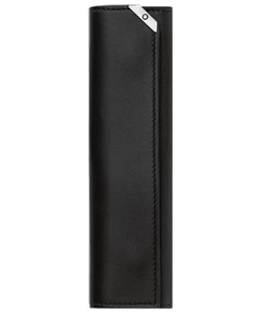 Чехол для ручки Montblanc Montblanc Urban spirit, кожа, черный  115413