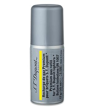 Газ S.T. Dupont S.T. Dupont, для зажигалок, желтый  432