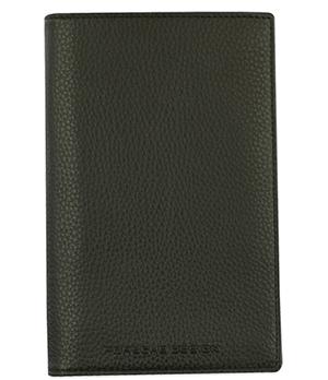 Портмоне Porsche Design Натуральная кожа, мужское, отделение для карт, отд  4090002420