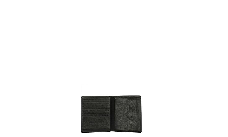 Портмоне Porsche Design Натуральная кожа, мужское, отделение для карт, отд  4090002419