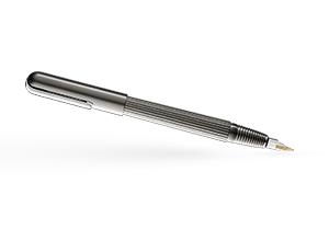 Перьевая ручка Lamy 093 imporium, титан/платиновое покрытие  4027942