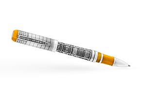 Чернильная ручка Montegrappa Memoria  MEMORY-RB