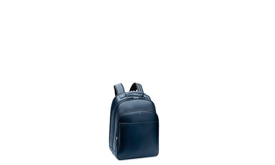Рюкзак Montblanc SARTORIAL, большой, индиго  115630
