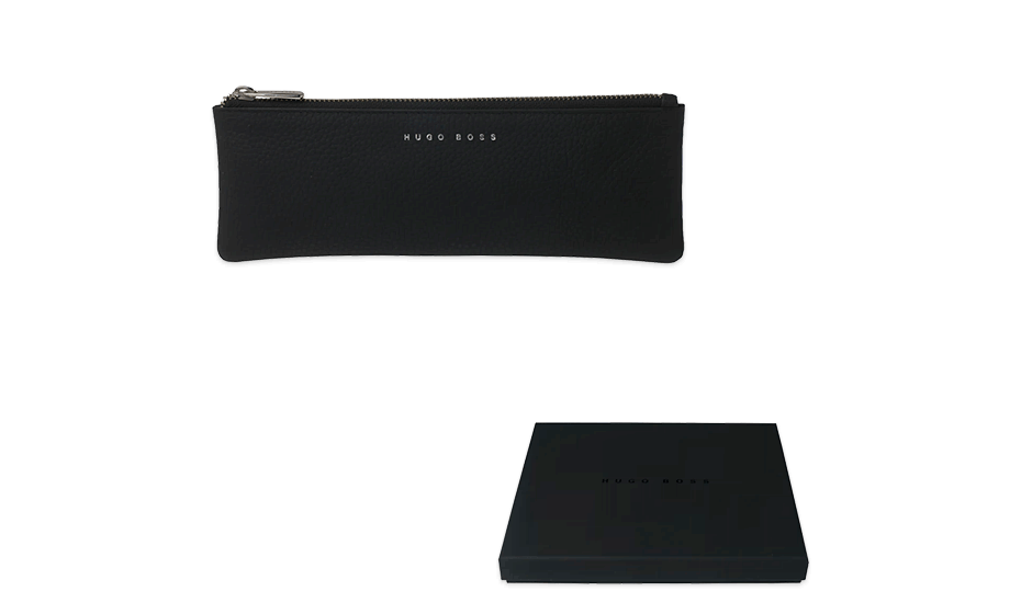 Чехол для ручек Hugo Boss HUGO BOSS ADVANCE PEN KIT CASE, кожа  HLX753A
